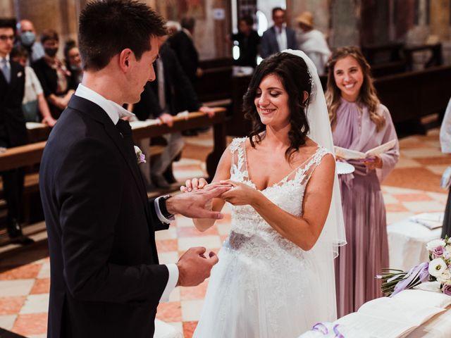 Il matrimonio di Luca e Lisa a Verona, Verona 47