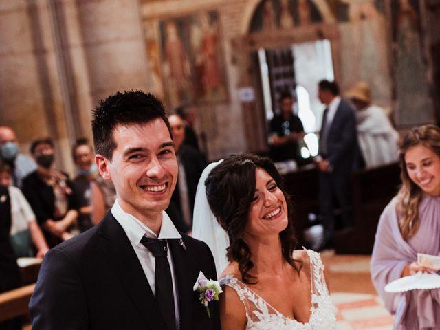 Il matrimonio di Luca e Lisa a Verona, Verona 48
