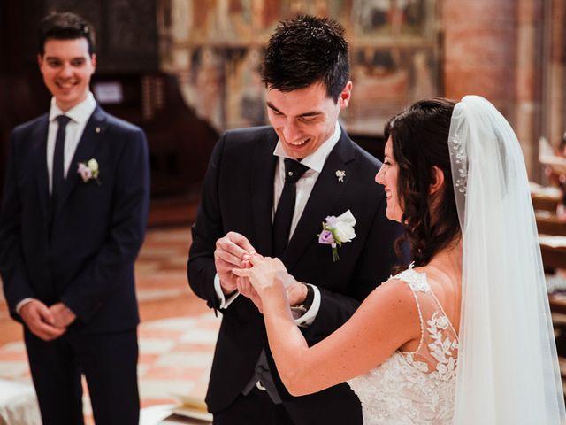 Il matrimonio di Luca e Lisa a Verona, Verona 46