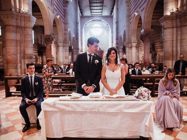 Il matrimonio di Luca e Lisa a Verona, Verona 49