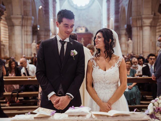 Il matrimonio di Luca e Lisa a Verona, Verona 50