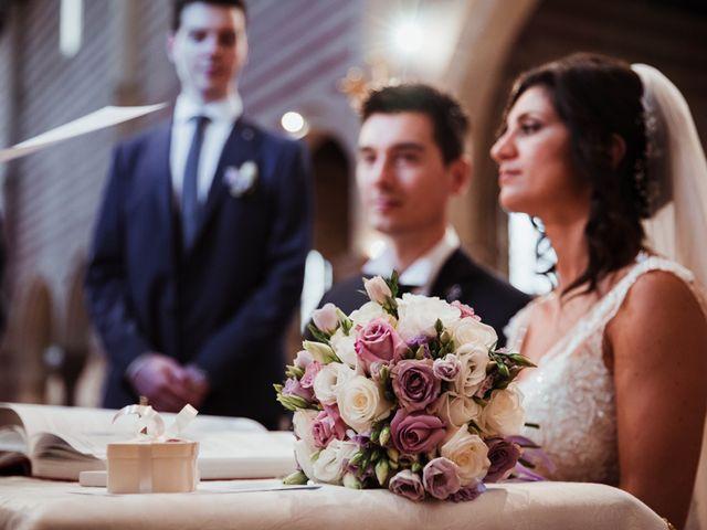 Il matrimonio di Luca e Lisa a Verona, Verona 51