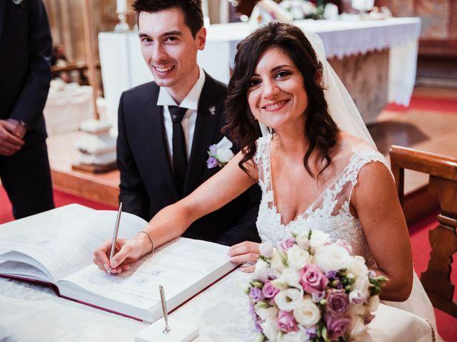 Il matrimonio di Luca e Lisa a Verona, Verona 53