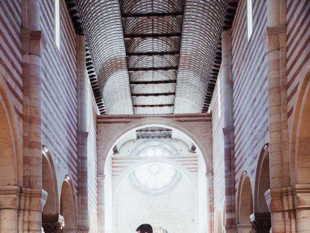 Il matrimonio di Luca e Lisa a Verona, Verona 54