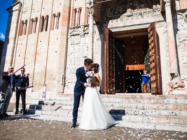 Il matrimonio di Luca e Lisa a Verona, Verona 58