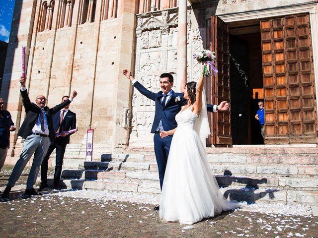 Il matrimonio di Luca e Lisa a Verona, Verona 59