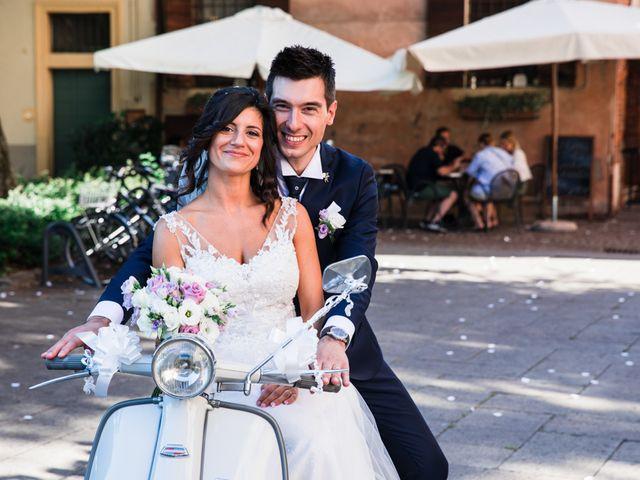 Il matrimonio di Luca e Lisa a Verona, Verona 60