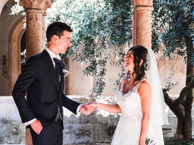 Il matrimonio di Luca e Lisa a Verona, Verona 62