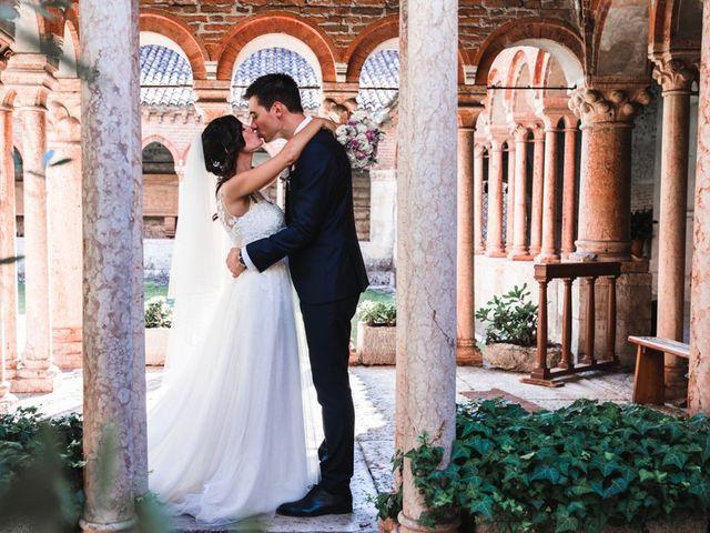 Il matrimonio di Luca e Lisa a Verona, Verona 66