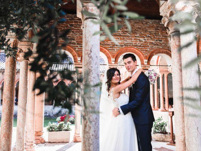Il matrimonio di Luca e Lisa a Verona, Verona 67