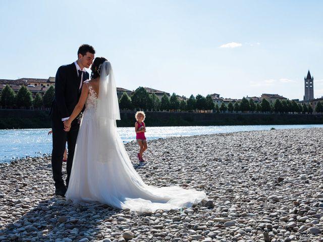 Il matrimonio di Luca e Lisa a Verona, Verona 73