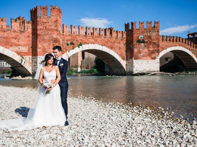 Il matrimonio di Luca e Lisa a Verona, Verona 1