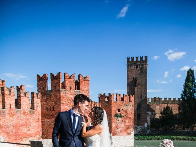 Il matrimonio di Luca e Lisa a Verona, Verona 75