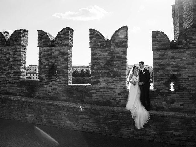 Il matrimonio di Luca e Lisa a Verona, Verona 77