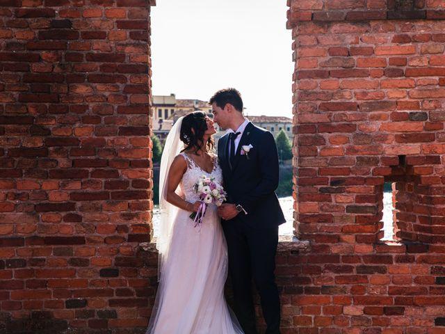 Il matrimonio di Luca e Lisa a Verona, Verona 78
