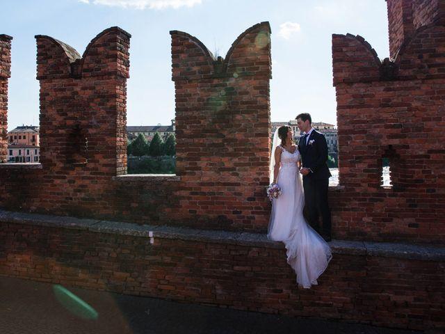 Il matrimonio di Luca e Lisa a Verona, Verona 79