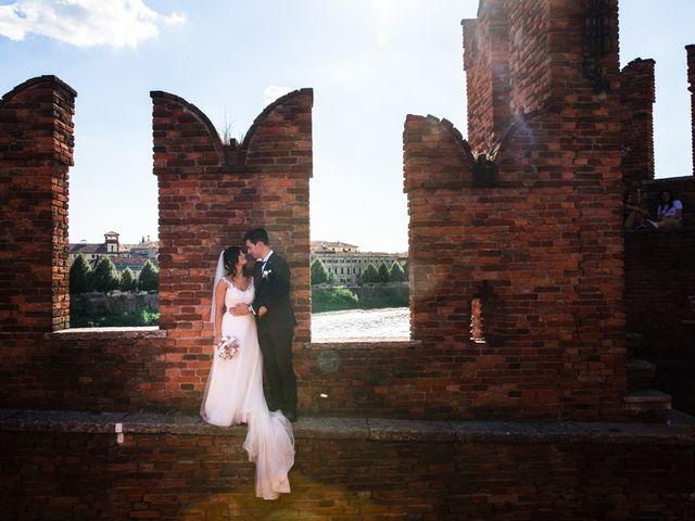 Il matrimonio di Luca e Lisa a Verona, Verona 80