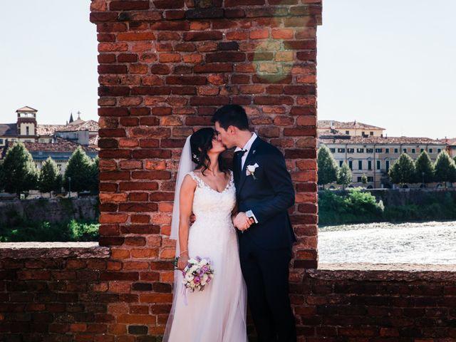 Il matrimonio di Luca e Lisa a Verona, Verona 81
