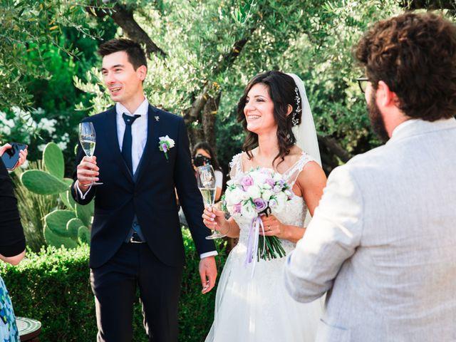 Il matrimonio di Luca e Lisa a Verona, Verona 83