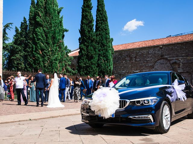 Il matrimonio di Luca e Lisa a Verona, Verona 36