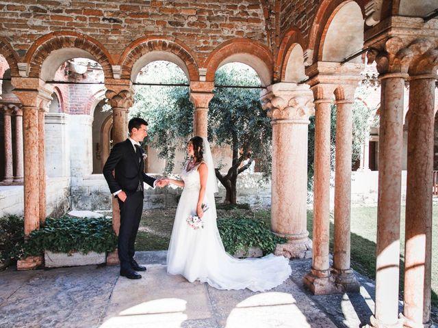 Il matrimonio di Luca e Lisa a Verona, Verona 61