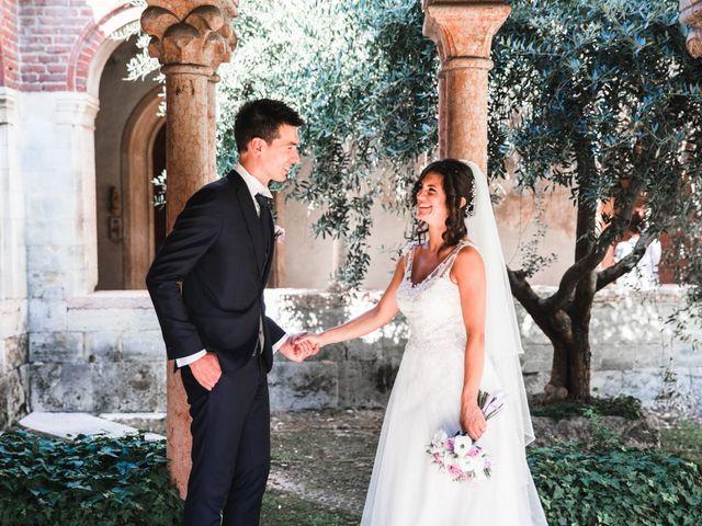 Il matrimonio di Luca e Lisa a Verona, Verona 63
