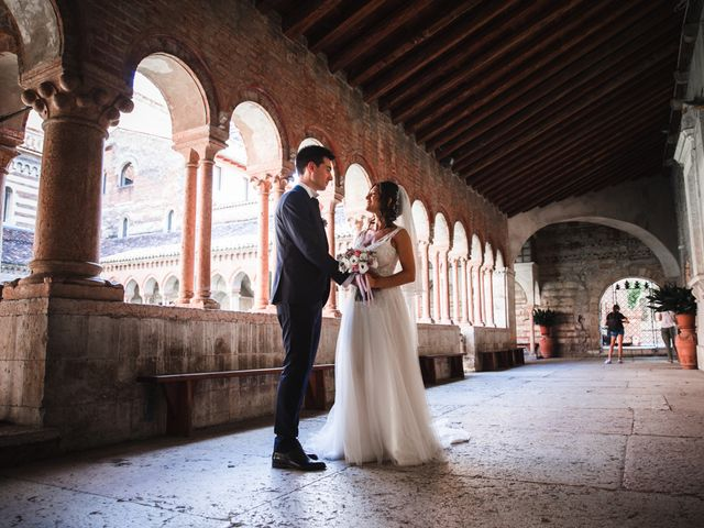 Il matrimonio di Luca e Lisa a Verona, Verona 69
