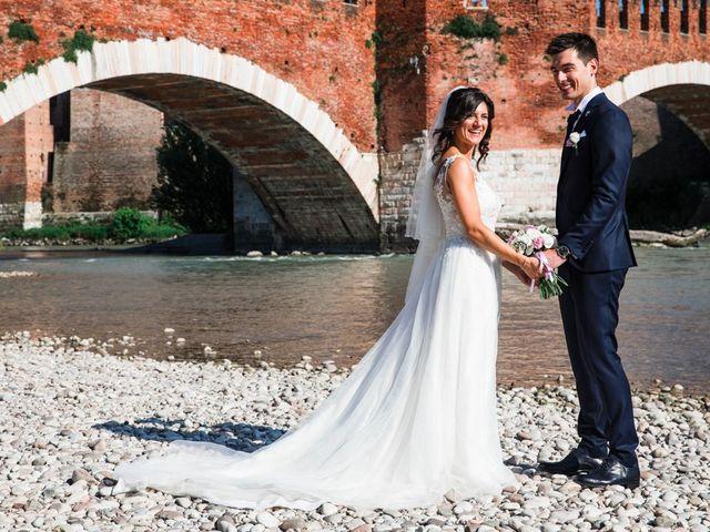 Il matrimonio di Luca e Lisa a Verona, Verona 70