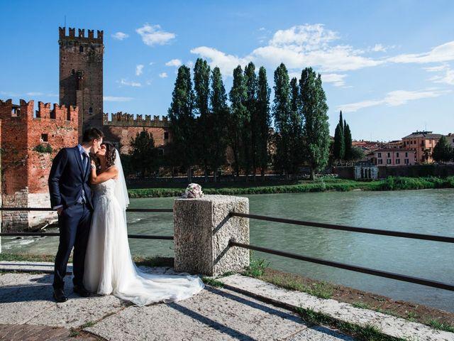 Il matrimonio di Luca e Lisa a Verona, Verona 74