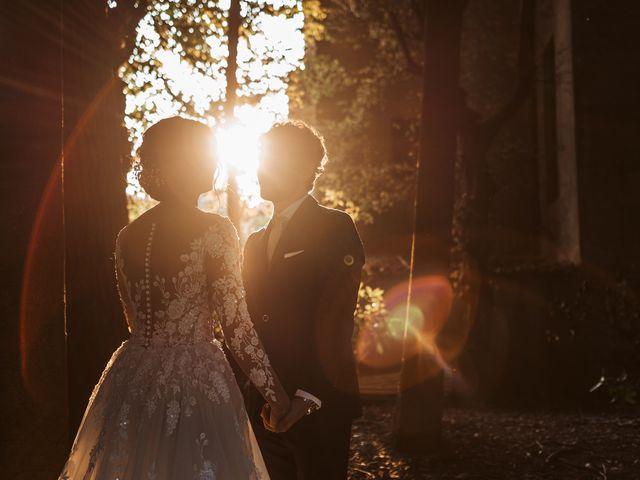 Le nozze di Valentina e Guglielmo
