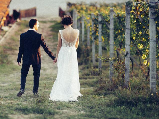 Il matrimonio di Federico e Paola a Moncalieri, Torino 1