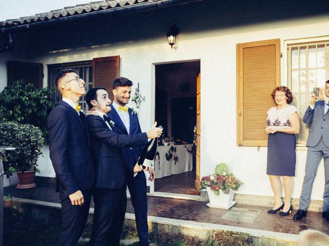 Il matrimonio di Federico e Paola a Moncalieri, Torino 31