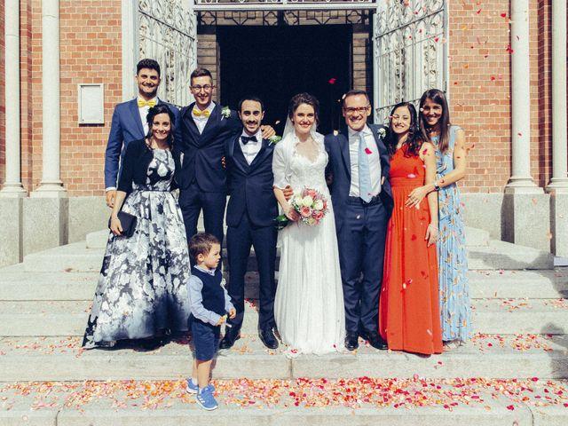 Il matrimonio di Federico e Paola a Moncalieri, Torino 44