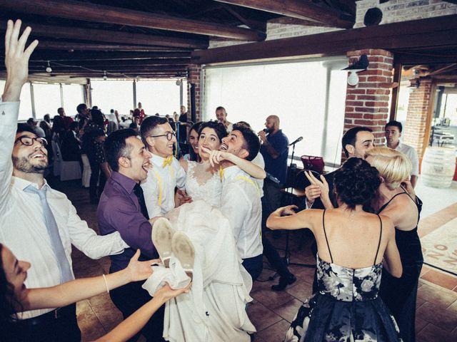 Il matrimonio di Federico e Paola a Moncalieri, Torino 83