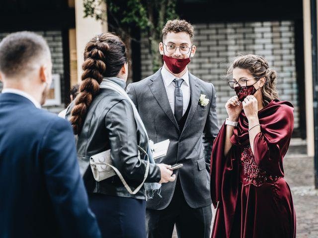 Il matrimonio di Davide e Sasha a Milano, Milano 27