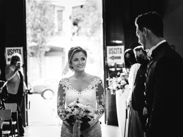 Il matrimonio di Davide e Sasha a Milano, Milano 29