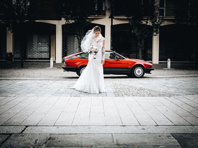 Il matrimonio di Davide e Sasha a Milano, Milano 31