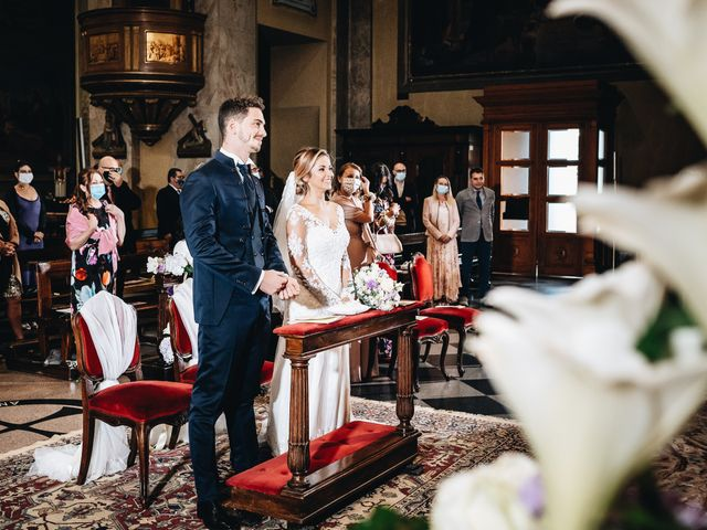 Il matrimonio di Davide e Sasha a Milano, Milano 32