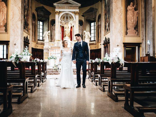 Il matrimonio di Davide e Sasha a Milano, Milano 34