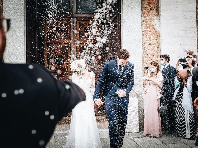 Il matrimonio di Davide e Sasha a Milano, Milano 2