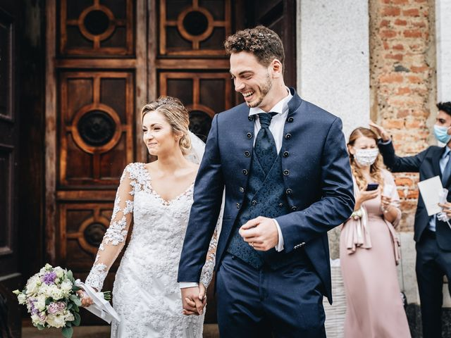 Il matrimonio di Davide e Sasha a Milano, Milano 35