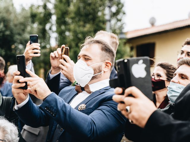 Il matrimonio di Davide e Sasha a Milano, Milano 36