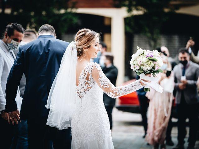Il matrimonio di Davide e Sasha a Milano, Milano 37