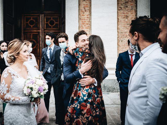 Il matrimonio di Davide e Sasha a Milano, Milano 39