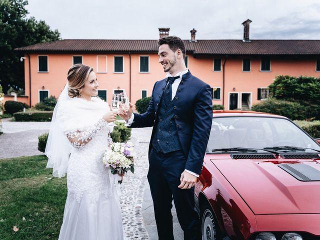 Il matrimonio di Davide e Sasha a Milano, Milano 45