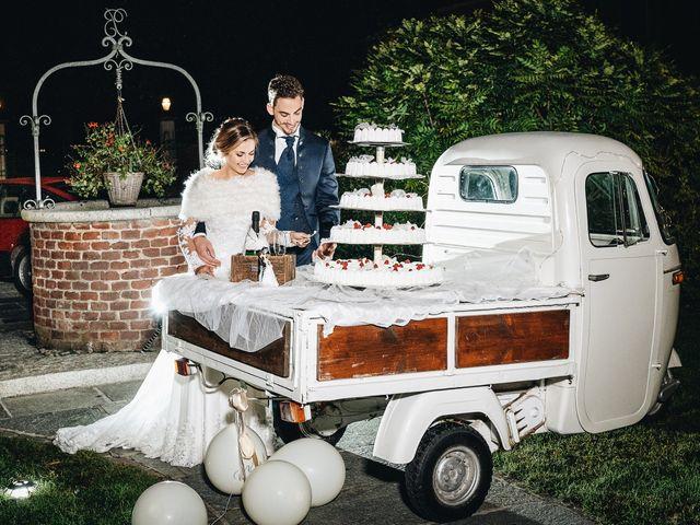 Il matrimonio di Davide e Sasha a Milano, Milano 51