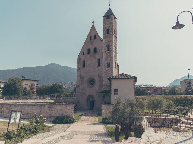 Il matrimonio di Denis e Giada a Trento, Trento 15