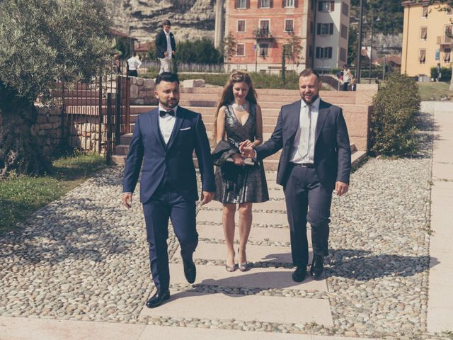 Il matrimonio di Denis e Giada a Trento, Trento 16