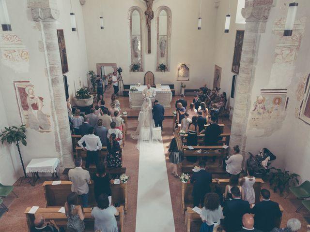 Il matrimonio di Denis e Giada a Trento, Trento 25