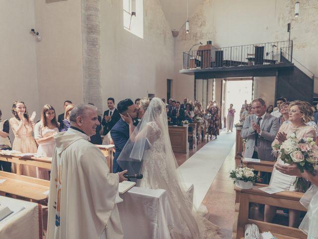 Il matrimonio di Denis e Giada a Trento, Trento 28